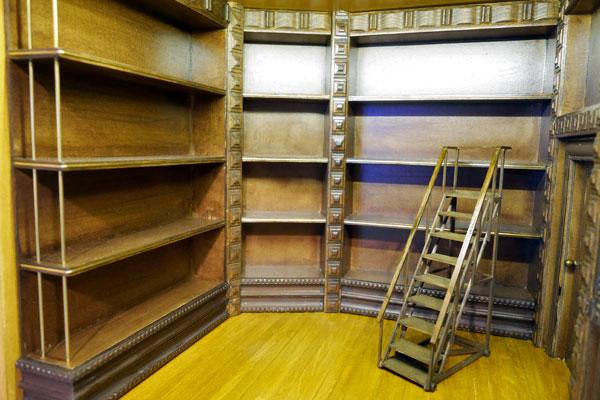 ジオラマ図書館