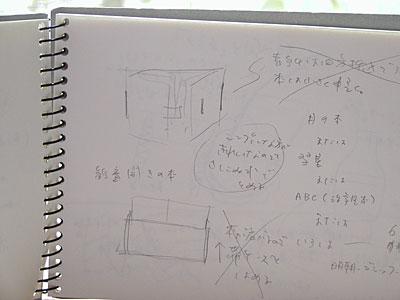手作り豆本キットの本