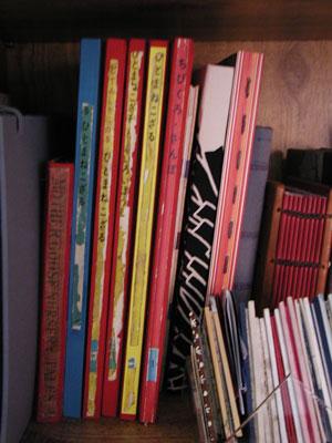 書籍の修理と保存実技