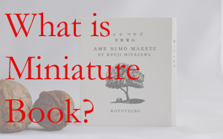 what_is_miniature_book